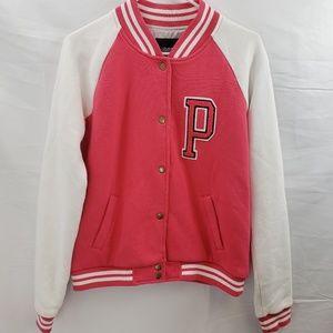 Victoria Secret PINK varsity jacket